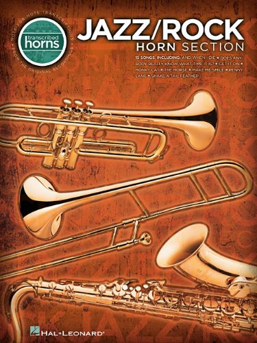 [Jazz/Rock Horn Section - Transcribed Horns] (Rock Horn Section)