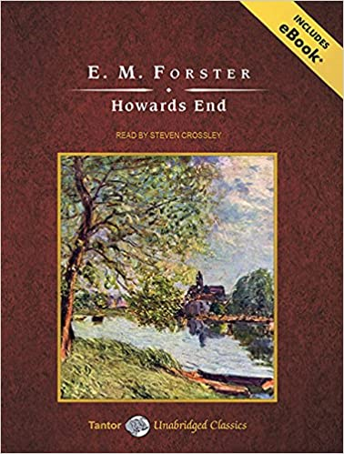 Howards End (Tantor Unabridged Classics): Amazon.es: E. M. Forster, Steven Crossley: Libros en idiomas extranjeros
