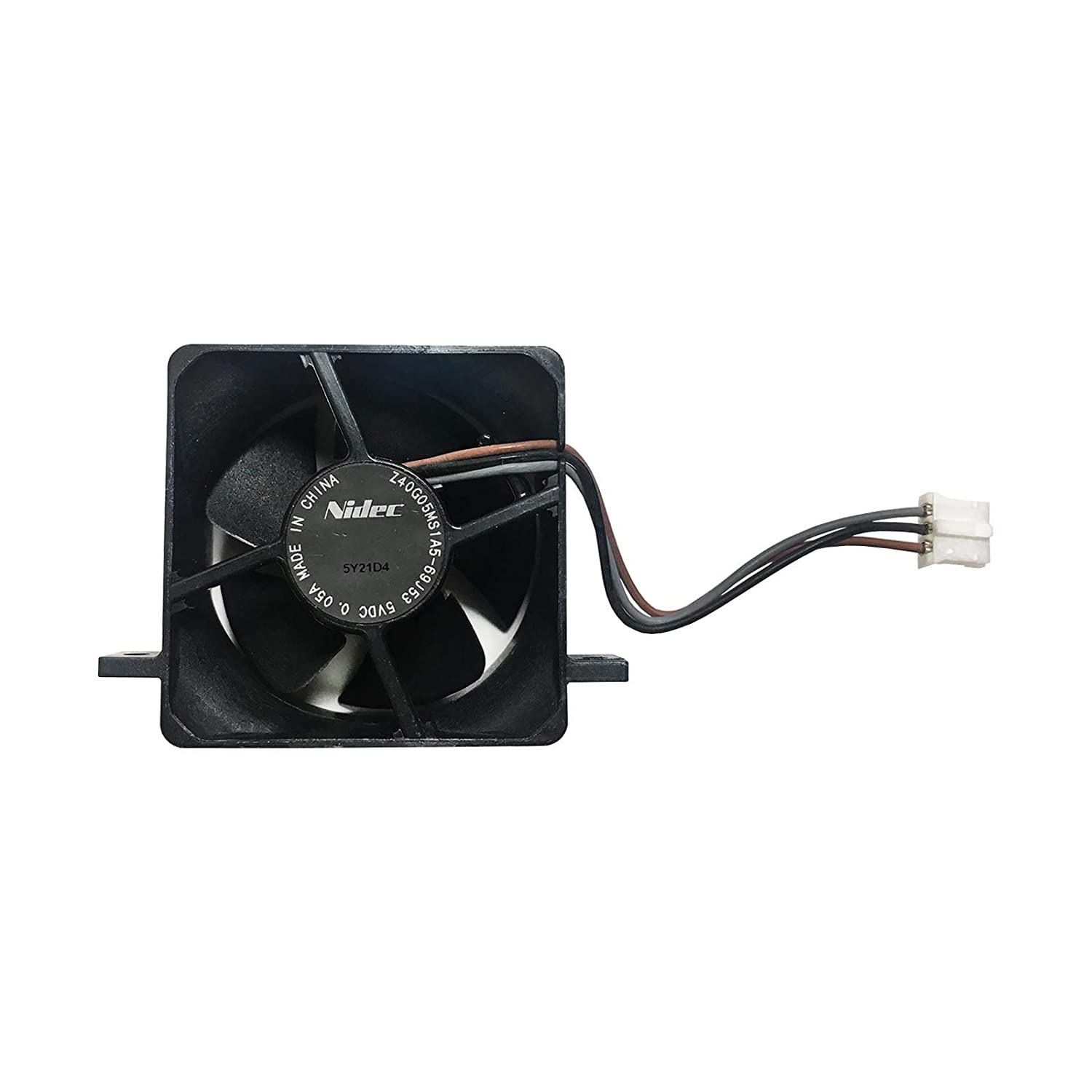 Rinbers Replacement Internal CPU Cool Cooling Fan Replacement Part for Nintendo Wii U Console