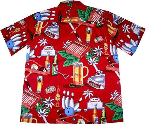 """Hawaiihemd / Hawaii Hemd """"It's Partytime"""