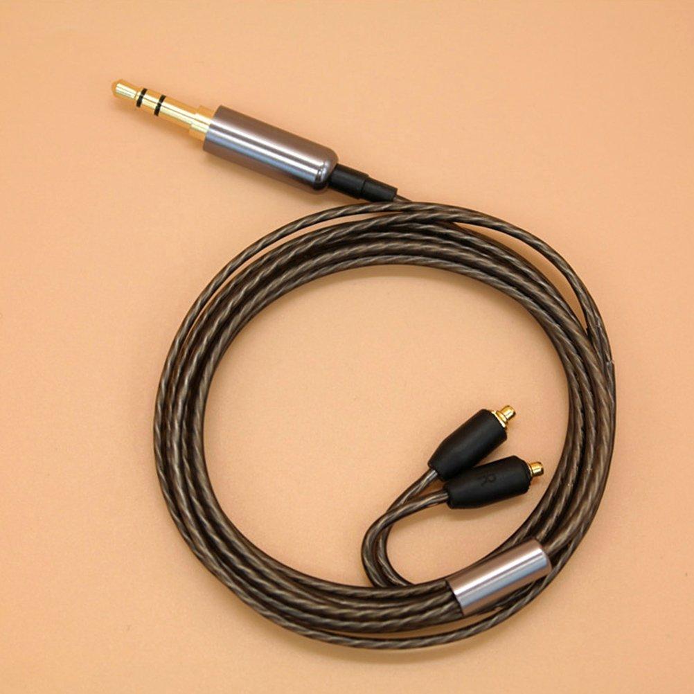 [해외]Zhhlinyuan 헤드폰 케이블 Multifunction ALL MMCX Connectors Mp3 Mp4 Pad Earphones Earbuds Upgrade Line Cable / Zhhlinyuan Headphone Cable Multifunction ALL MMCX Connectors Mp3 Mp4 Pad earphones Earbuds Upgrade Line Cable