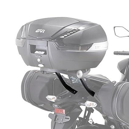 Amazoncom Givi Topbox Rack For Kawasaki Z800 4109fz Automotive