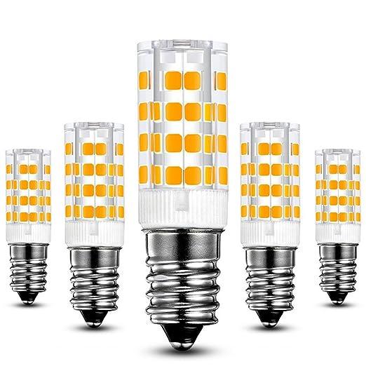 49 opinioni per KINDEEP E14 lampadina LED- 5W / 400LM, equivalente di lampadine alogene da 40W,