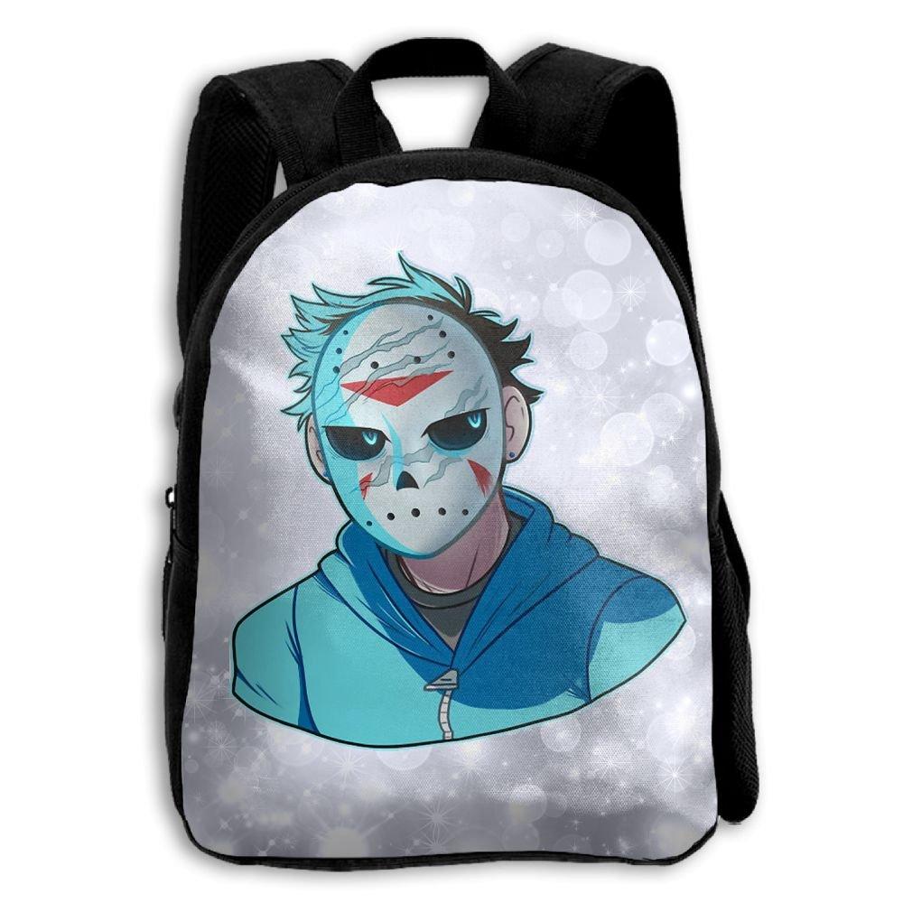 Amazon com   CMJJJR4 H20-Delirious 3D Kids Customized Backpack