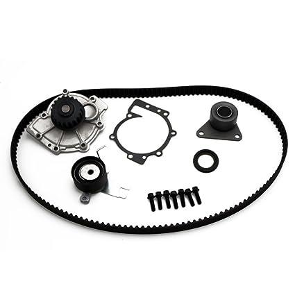 Amazon com: Motorhot Timing Belt Water Pump Kit for Volvo