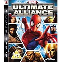 Marvel: Ultimate Alliance (PS3) by ACTIVISION