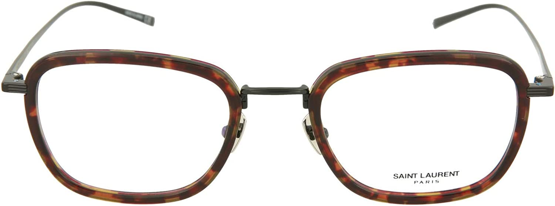 Saint Laurent Unisex-Adult Round//Oval Optical Frames SL127T-30000838-003