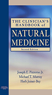 The Clinicians Handbook of Natural Medicine - E-Book