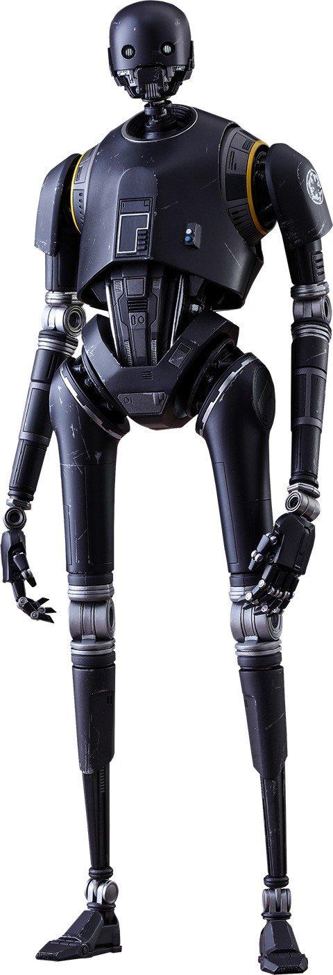 Hot Toys ht902925 K-2so Sicherheit Droid Figur, Maßstab 1  6
