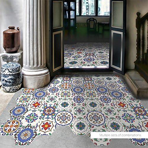 Amazon Com Amazing Wall Amazingwall Morocco Style Talavera Tiles