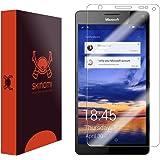 Microsoft Lumia 950 XL Screen Protector, Skinomi TechSkin Full Coverage Screen Protector for Microsoft Lumia 950 XL Clear HD Anti-Bubble Film
