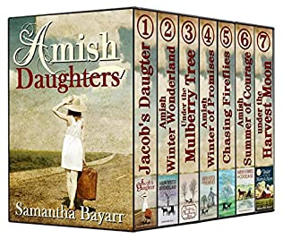 book cover of Amish Daughters BOXED SET