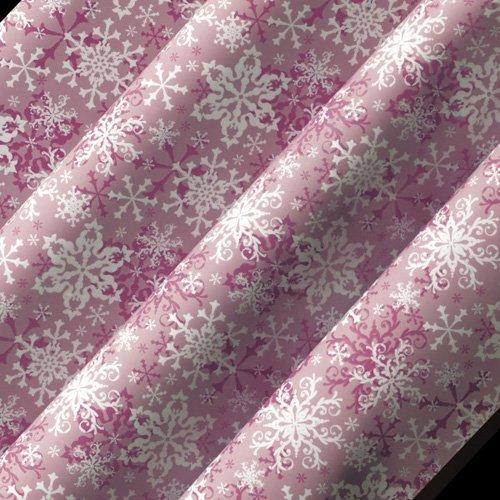 Chocolate Transfer Sheet: Snowflakes, 15 Sheets by PCB (Image #1)