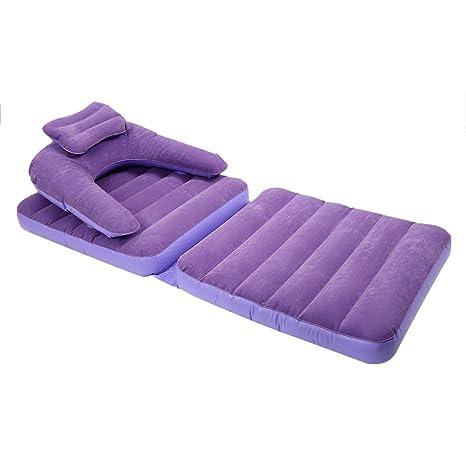 Amazon.com: Utheing - Colchón hinchable para sofá o cama ...