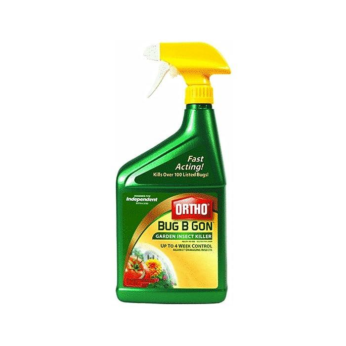 Scotts Company 1600710 Bug B Gon Garden Insect Killer, 32-Ounce