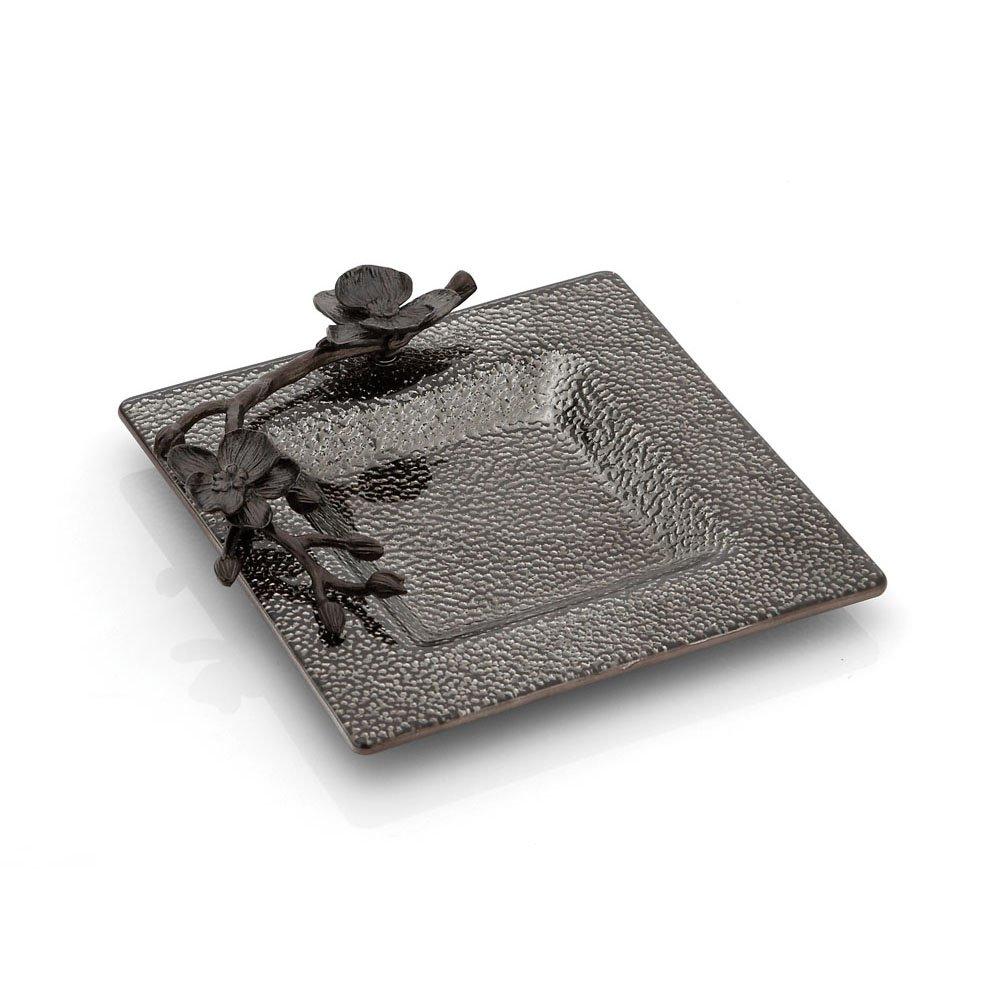 Michael Aram Black Orchid Glass Snack Dish 110739