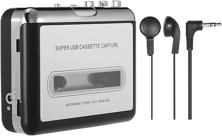 Docooler Tragbare Kassettenspieler Kassette Zu Mp3 Elektronik
