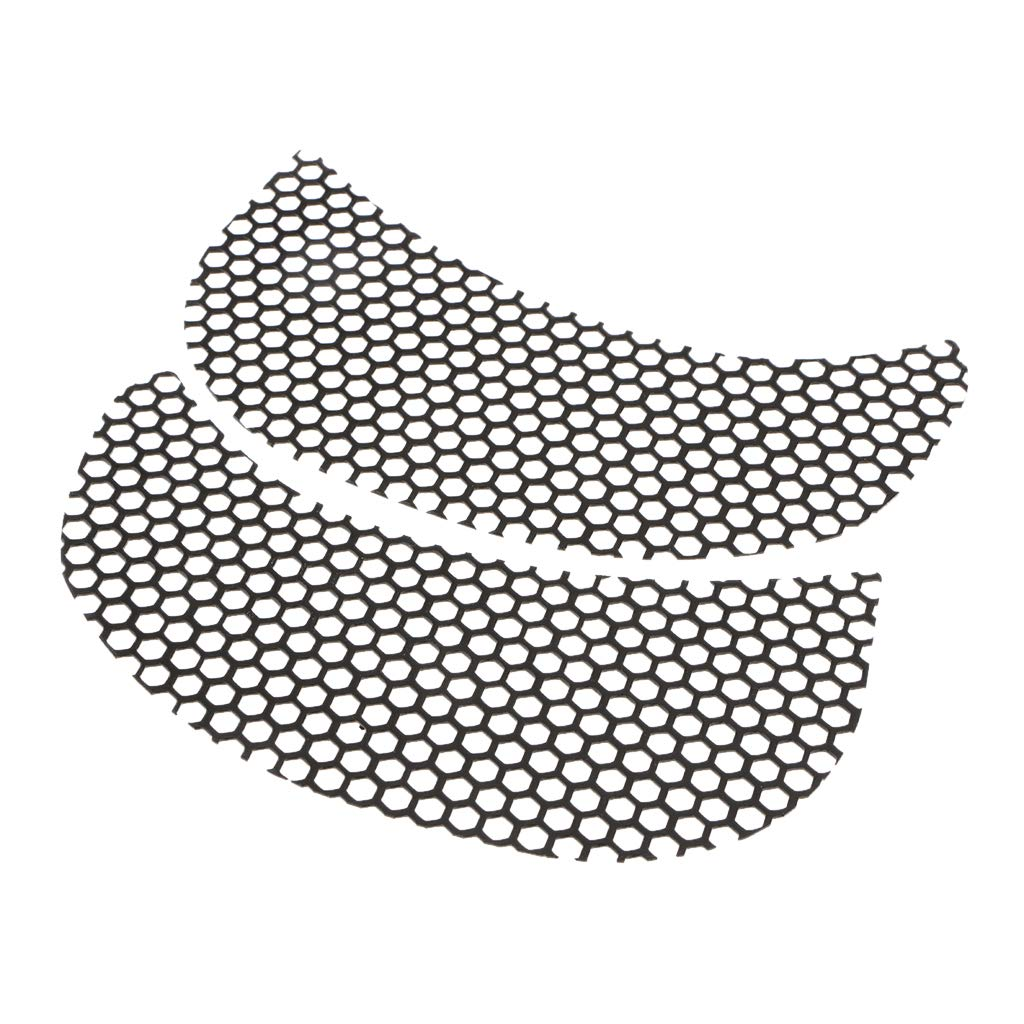 MagiDeal Front Fairing Vent Screen Mesh For Harley Road Glide FLTR 2015-2018 - C Style