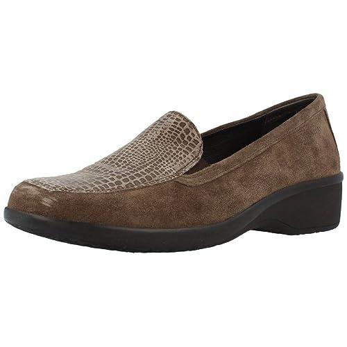 Mocasines para Mujer, Color marrón, Marca STONEFLY, Modelo Mocasines para Mujer STONEFLY Paseo II 1 Marrón: Amazon.es: Zapatos y complementos