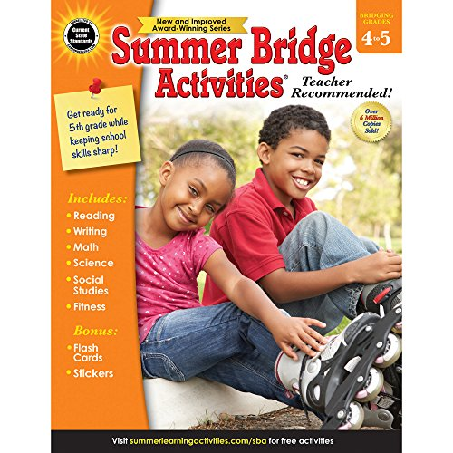 Summer Bridge Activities®, Grades 4 - 5 (Cross Curricular Activities)