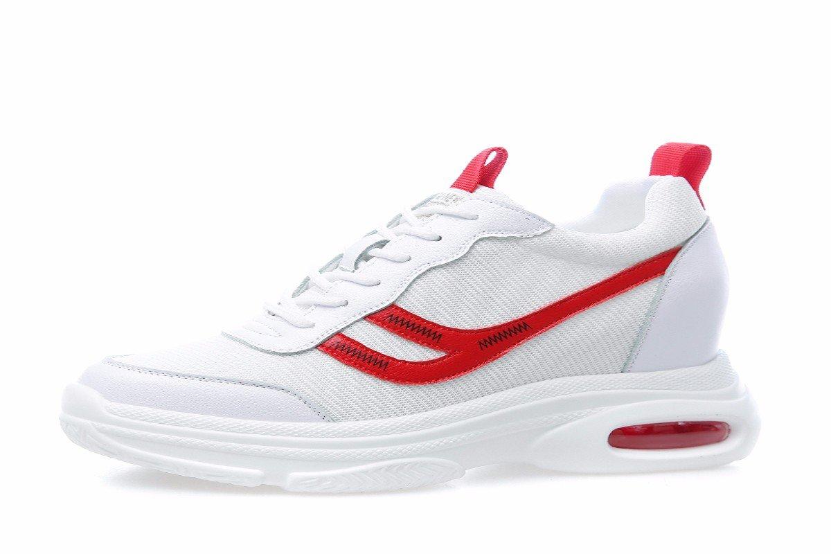 HBDLH Damenschuhe Eine Weiße Schuhe Im Frühling und Sommer Damenschuhe Freizeit Sport Harten Boden