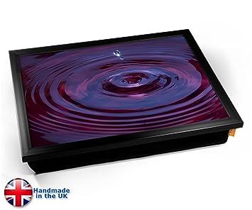 Amazon.com: KICO color morado gota de agua gota de agua ...