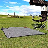 PortableAnd Outdoor & Picnic Blanket Extra Large