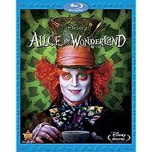 Alice in Wonderland [Blu-ray] (2010)