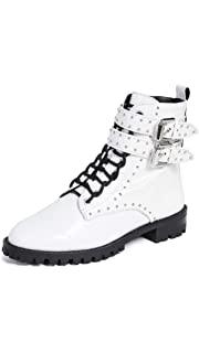 974effb7bf6 Rebecca Minkoff Women s Jaiden Stud Combat Boots