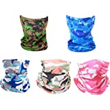 BERTER UPF 50+ Ultimate UV Protection Neck Gaiter, Face mask, Headband, Scarf – Great Sun Protection in The Summer and Winter