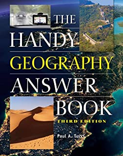 Book Cover: The Handy Geography Answer Book