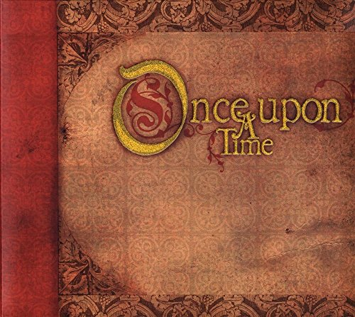 DCWV Once Upon A Time Postbound Album with Glitter, 12 x 12 inches
