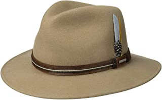 product image for Stetson Luke Traveller VitaFelt Hat Men - Made in USA