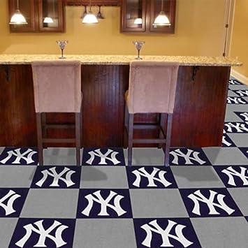 MLB   New York Yankees Carpet Tiles
