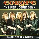 Europe - Final Countdown - 7 inch vinyl / 45