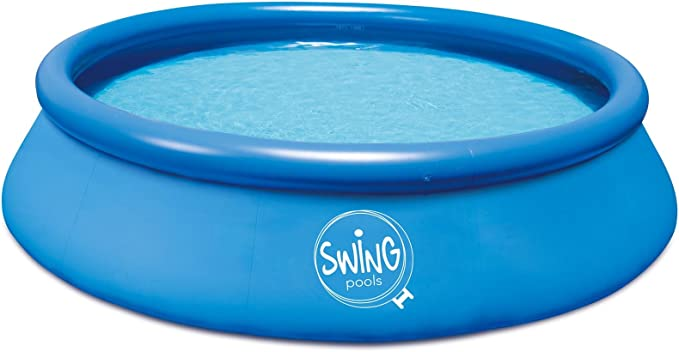 Swing Quick Up Easy Piscina sobre suelo Incluye Bomba de filtro ...