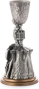 Royal Selangor Hand Finished Harry Potter Collection Pewter Limited Edition Goblet of Fire Replica