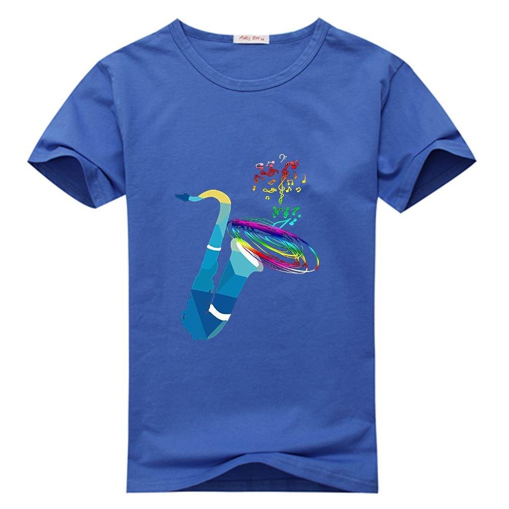Yilaicustom Personalized DIY Custom Musical Notes Men's Classic t-Shirt rlpytolB