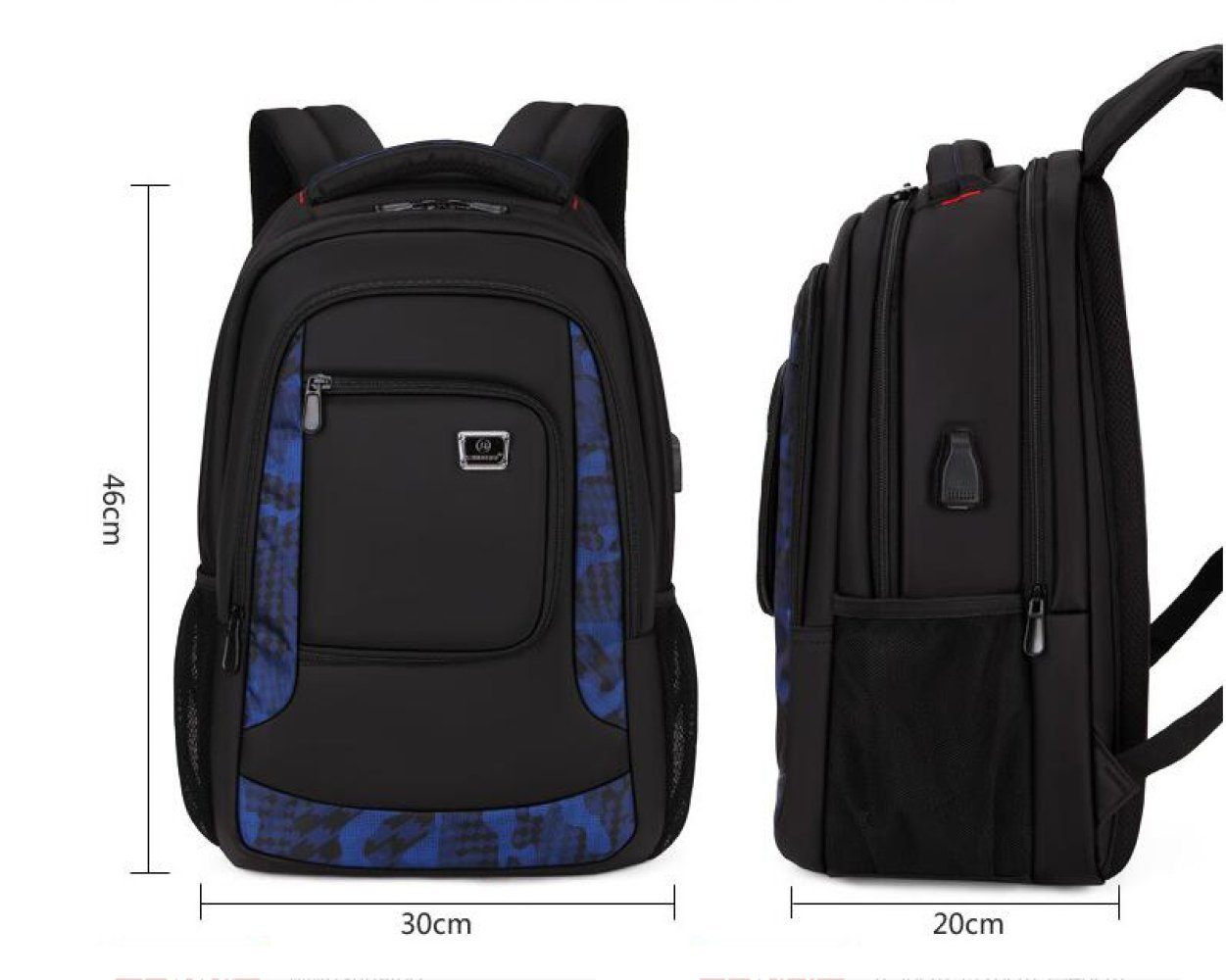 53641c4204c5 Amazon.com: XIAOXUE Laptop Rucksack Daypack Casual Backpack ...