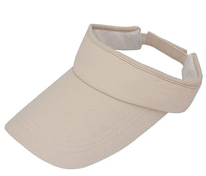 BOLAWOO-77 Gorras Señoras Visor Sportvisor Protección Sombrero ...