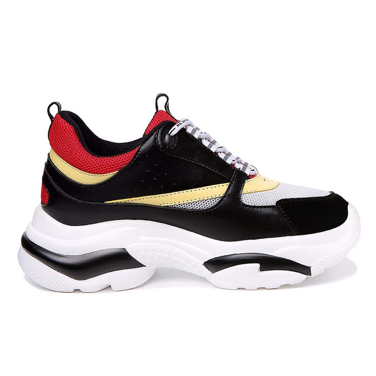 35 noir SFSYDDY-Les Chaussures De Sport Loisirs Supérieurs des étudiants des Chaussures De Course