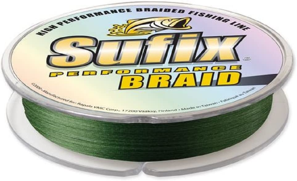 Sufix Performance Braid 20 lb 300 YD Spool