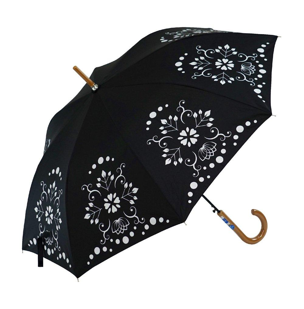 アテインの晴雨兼用ジャンプ傘