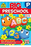 img - for Big Preschool Workbook book / textbook / text book