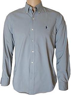 29ae6ea0b Amazon.com  RALPH LAUREN Men Solid Sport Oxford Shirt  Polo Ralph ...