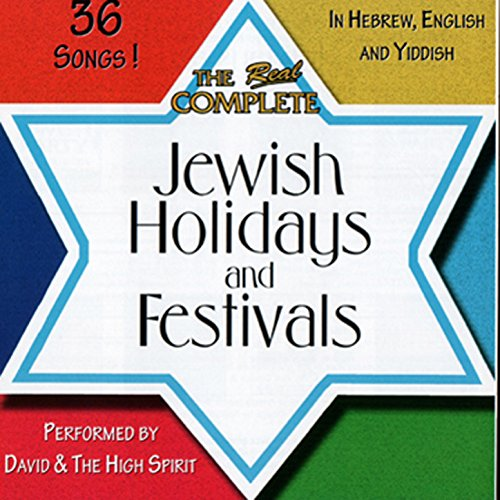 Real Complete Jewish Holidays and Festivals
