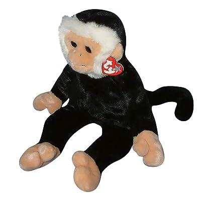 Ty Mooch the Spider Monkey Beanie Buddy Capuchin (Retired): Toys & Games