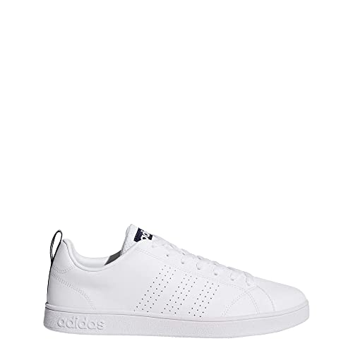 Zapatillas adidas neo Cloudfoam Advantage Clean blanco negro