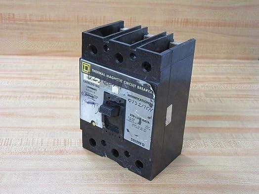 Square D 200 Amp Circuit Breaker Cat Q232200
