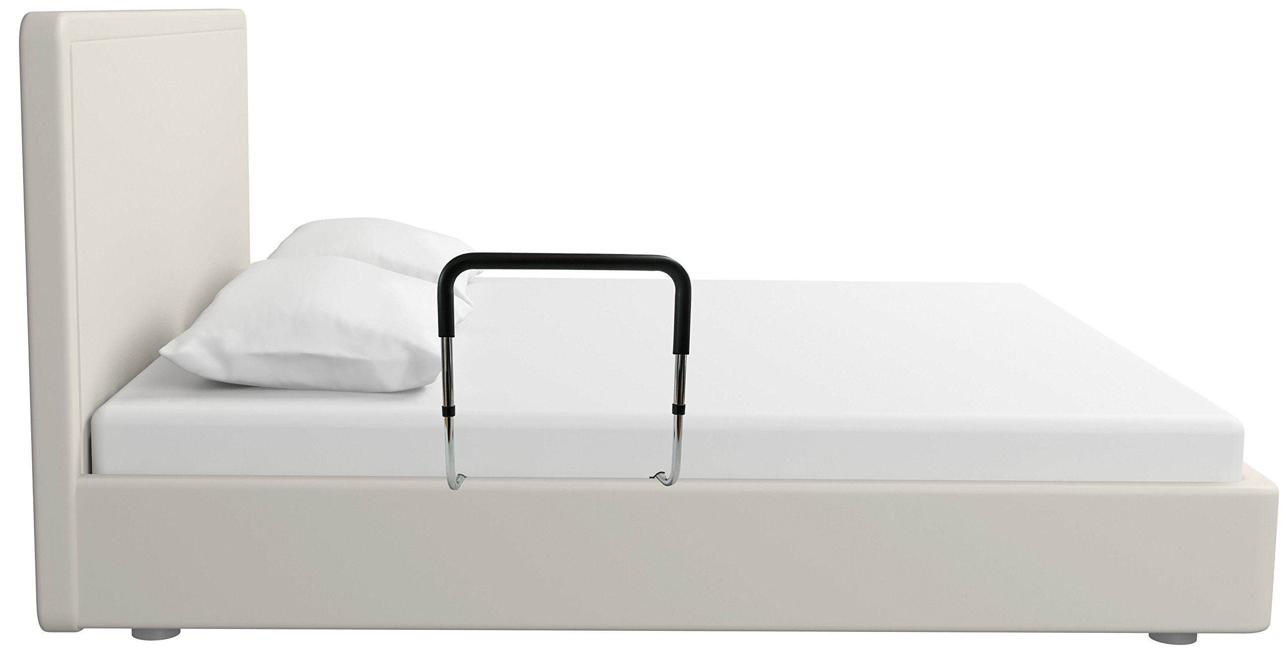 Bed Support Rail - Medical Bed Support Assist Grab Bar for Disabled, Elderly, Adults, and Children